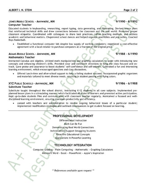 Art Teacher Resume Examples -    wwwresumecareerinfo art - Examples Of Dance Resumes