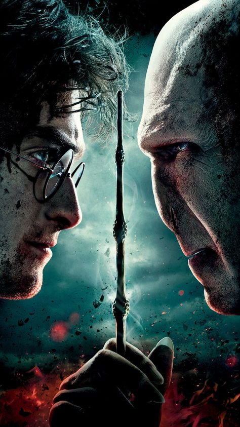 """Wallpaper for """"Harry Potter and the Deathly Hallows: Part 2"""" (2011)"""