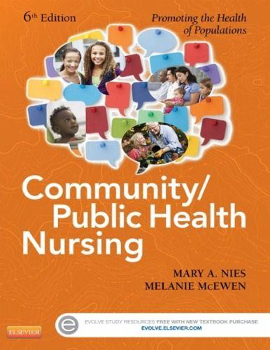 Community Public Health Nursing Promoting The Health Of