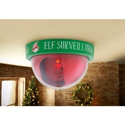 Elf Surveillance Camera From B M Cheap Christmas Ornaments Cheap Christmas Surveillance