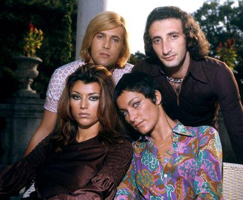 Ricchi e Poveri - Italy - Place 12 Eurovision Song Contest 1978