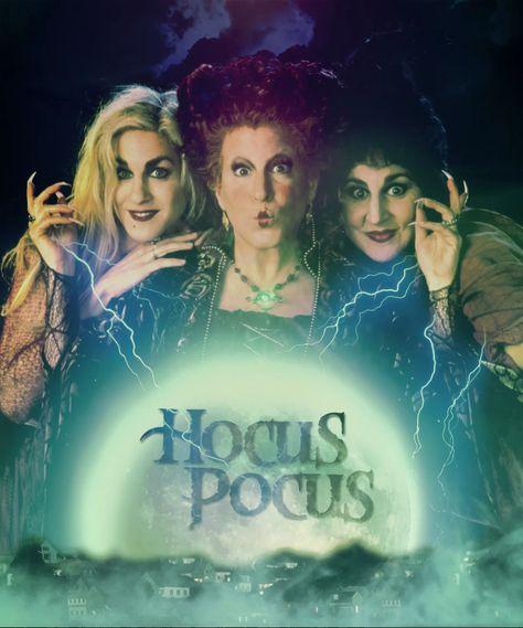 Animated Video GIF Hocus Pocus