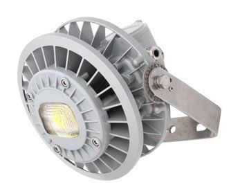 Explosion Proof Led Lighting Designs For Hazardous Places With