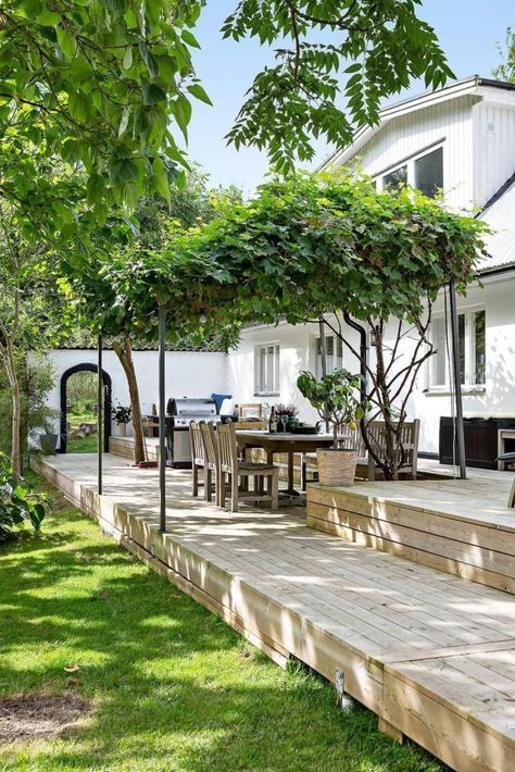 Le Salon De Jardin En Resine Tressee En 52 Photos Terrasse Jardin Salon De Jardin Jardins