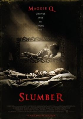 Slumber Poster With Images Horror Movies Best Horror Movies
