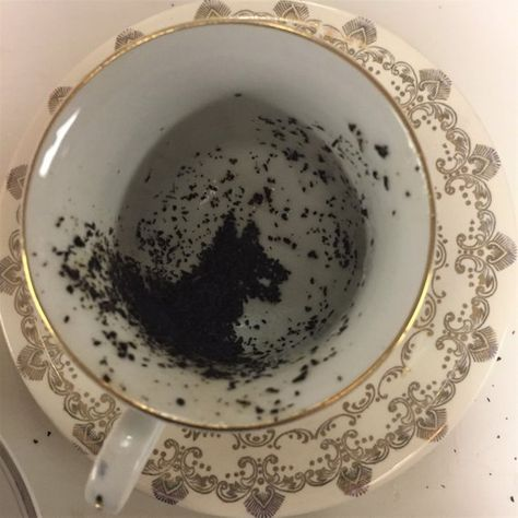 Harry Potter Grim Tea Cup Made With Real Tea Leaves Harry Potter And The Prisoner Of Azkaban Harry S Tea