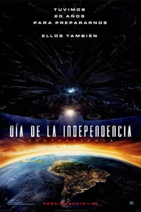 Día De La Independencia 2 Contraataque 2016 Independence Day Download Movies Full Movies