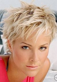 Short Hairstyles For Women Over 50 Lilostyle In 2020 Thick Hair Styles Pixie Haircut For Thick Hair Chic Short Haircuts