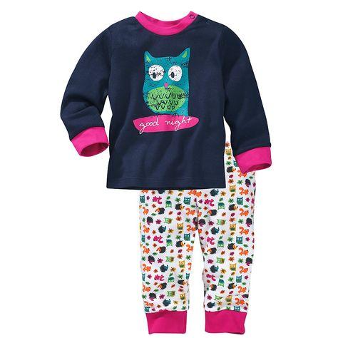 Einkaufen echt kaufen später Baby-Schlafanzug von Topolino für Mädchen bei Ernstings ...
