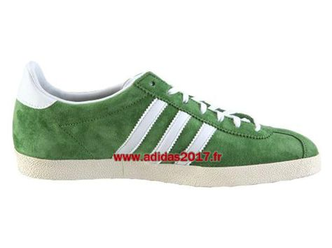 adidas gazelle femme verte