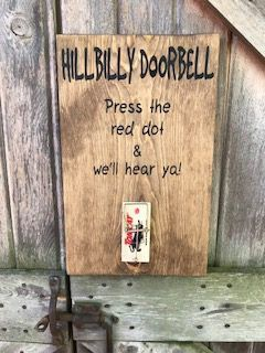 Vintage Country Inspired Wooden Sign With Rope Hanger Be Happy New
