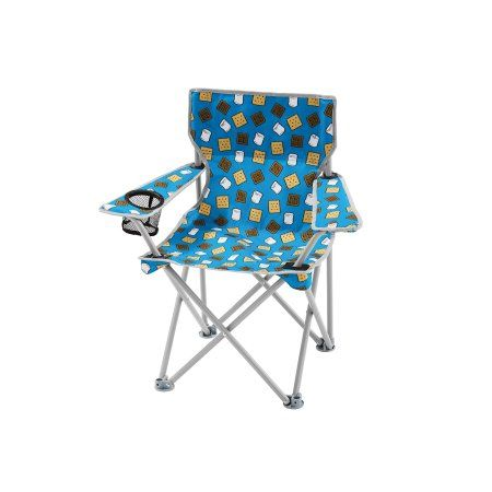 Stupendous Ozark Trail Kids Chair Smores Camping Gear Kids Camping Pdpeps Interior Chair Design Pdpepsorg