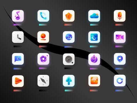 Supplementary optimization yesterday's icon