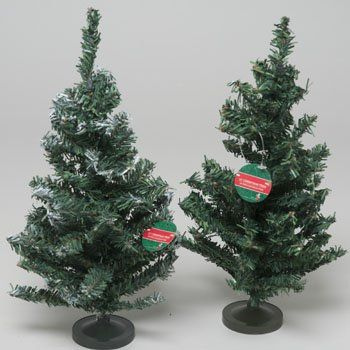 12 Inch Fake Christmas Tree Canadian Pine Green Or Snow Covered Details Can Be Found By Clicking On The Image No Fake Christmas Trees Christmas Tree Tree
