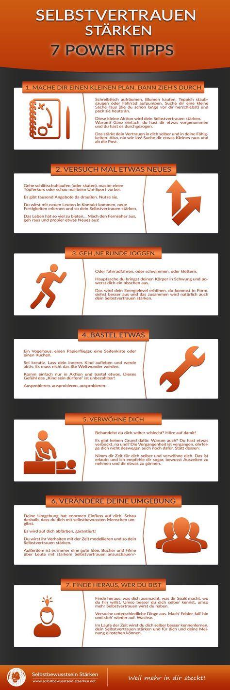 7 Power-Tipps für ein starkes Selbstbewusstsein