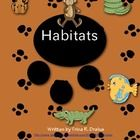 This Habitat Unit was created for the busy teacher who has a great deal of science to cover and not a lot of time. This unit exposes students to cooperative learning and technology.  This unit was also developed to allow for students to take a more active role in their own learning. Most of the exploration and observations will take place by the students. needed, but most of the work will be done by the students. ($3.00)