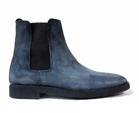 Handmade mens Beige color Chelsea suede leather boots, Men ankle boot |  Men\u0027s fashion