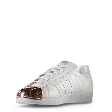 adidas superstars rose gold tip