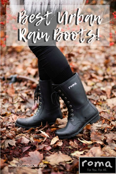 3fc218743f You are going to FALL in love with the EPAGA rain boots in Matte Black!  These boots are cozy