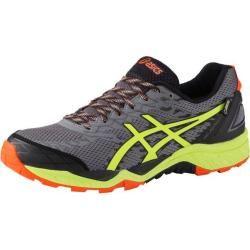 Asics Herren Laufschuhe Trail Running Schuhe Gel Fuji Trabuco 5 Gtx Schwarz Grosse 42 In Grau Ge In 2020 Trail Running Schuhe Grau Gelb Und Grau