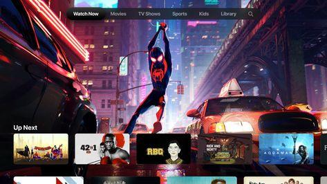 Pin by on AOP3D'S ( APPLE WORLD) Tv app, Apple