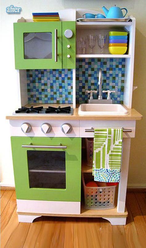 Genial cocina juguete segunda mano im genes cocinas de for Cocina juguete segunda mano