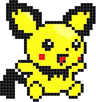 ポケモン アイロンビーズ - Yahoo!検索(画像)