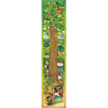 Gnome Forest Growth Chart Natural Toys How To Grow Taller Toy