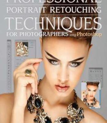 Professional portrait retouching techniques for photographers.