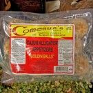 COMEAUX'S Alligator Balls Size: 1 lbs. (12 balls)   Our Price:   $9.67      Buy 2 for $8.95 each     Buy 12 for $8.26 each