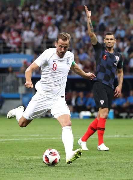 Harry Kane Photos Photos England Vs Croatia Semi Final 2018 Fifa World Cup Russia Fifa Harry Kane Fifa World Cup