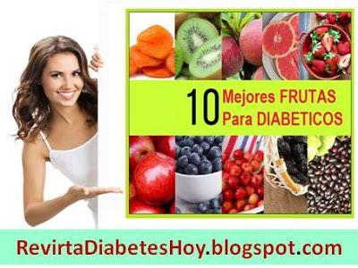 que frutas puedo comer si tengo diabetes 2