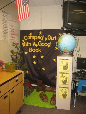 Classroom Ideas: Reading Corner