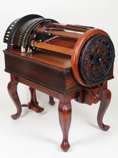 Wheelharp, Musical Instrument Mimics the Sound of a String Orchestra  By EDW Lynch on May 30, 2013  The Wheelharp is a musical instrument that lets a musician replicate the sound of chamber string orchestra using a simple piano-style keyboard