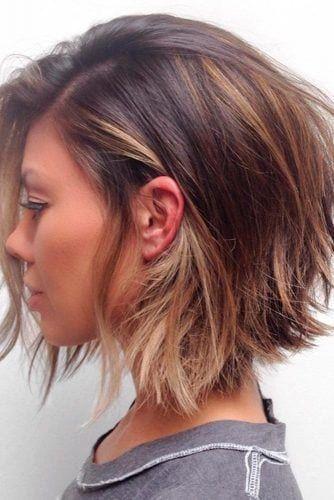 80 Caramel Hair Color Ideas For All Tastes My New Hairstyles In 2020 Choppy Bob Hairstyles Bob Hairstyles Short Hair Styles