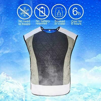 Sponsored Ebay Motorcycle Evaporative Cooling Vest Riding