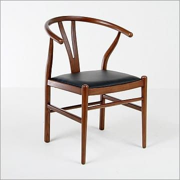 Wegner Style Wishbone Chair Wishbone Chair Chair Furniture