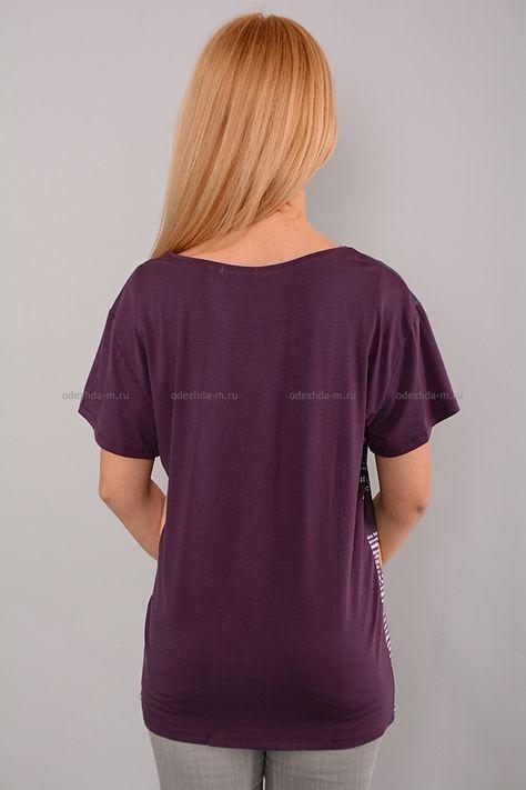 Футболка Г2503 Цена: 525 руб Размеры: 50-54  http://odezhda-m.ru/products/futbolka-g2503  #одежда #женщинам #футболки #одеждамаркет