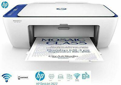 Hp Deskjet 2622 Wireless All In One Color Printer Printer All In One Wireless Printer