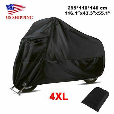 4xl Waterproof Motorcycle Cover For Harley Davidson Street Glide Flhx Touring In 2020 Motorcycle Cover Harley Davidson Street Glide Bike Cover