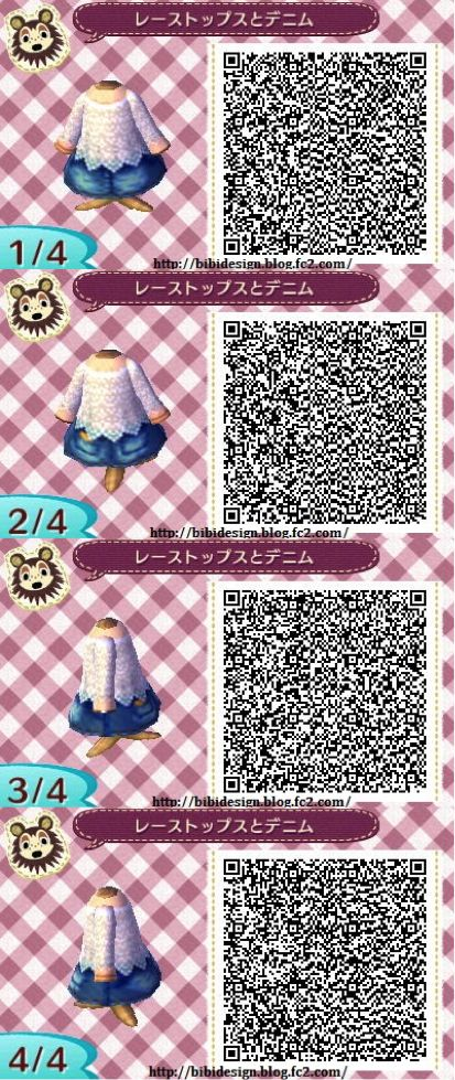Bien-aimé 1450 best Animal Crossing QR Codes images on Pinterest | Animal  JN38