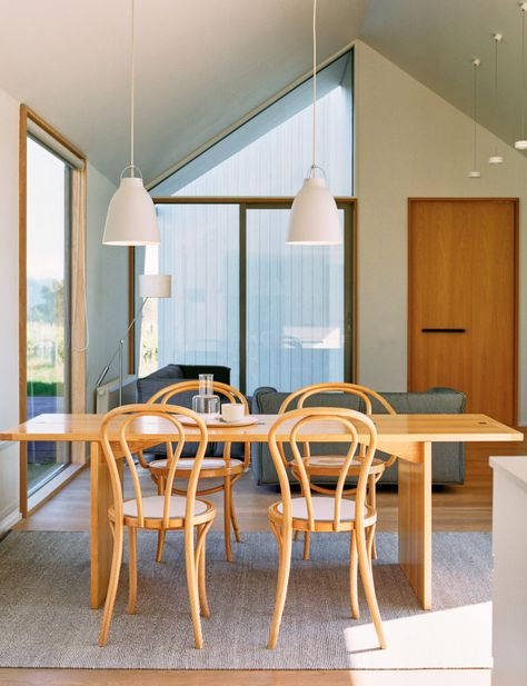 How this architect designed an elemental home in a Marlborough vineyard
