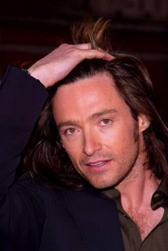 Hugh Jackman Van Helsing Looks Hot With Long Hair Hugh Jackman Wolverine Hugh Jackman Jackman