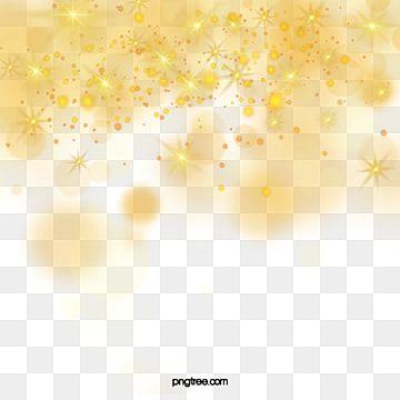 Golden Glitter Star Light Night Glitter Border Flash Of Light Shine Frame Png Transparent Clipart Image And Psd File For Free Download Star Background Firework Star Glow Stars