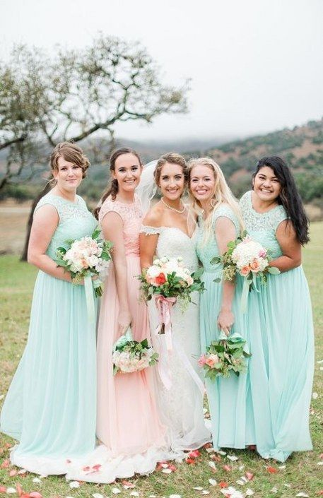17 New Ideas For Wedding Bridesmaids Kids Bridal Parties Wedding Weddingideas Weddi Green Wedding Dresses Wedding Bridesmaid Dresses Mint Bridesmaid Dresses,Formal Wedding Dresses For Men