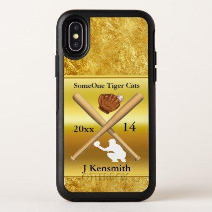 Personalized Baseball Champions League Design Png Otterbox Iphone Case Zazzle Com Personalized Baseballs Champions League Iphone Cases Otterbox