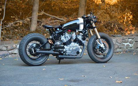Yamaha XV920 Virago Custom – BikeBrewers.com