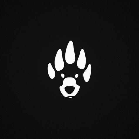 Designs | Bear Paw with Honey logo for Fashion Brand | Logo design contest
