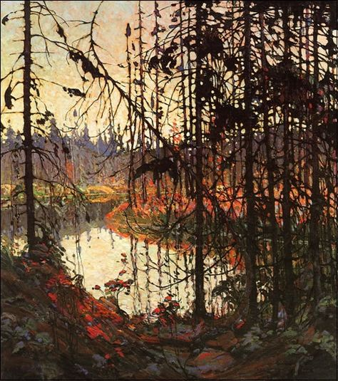 Tom Thomson - Northern River
