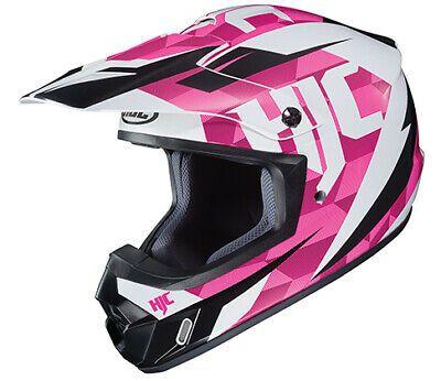 Hjc Cs Mx Ii Dakota Helmet Ebay Motocross Helmets Helmet Kids Atv